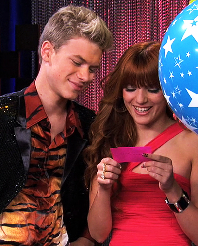 Gunther and CeCe