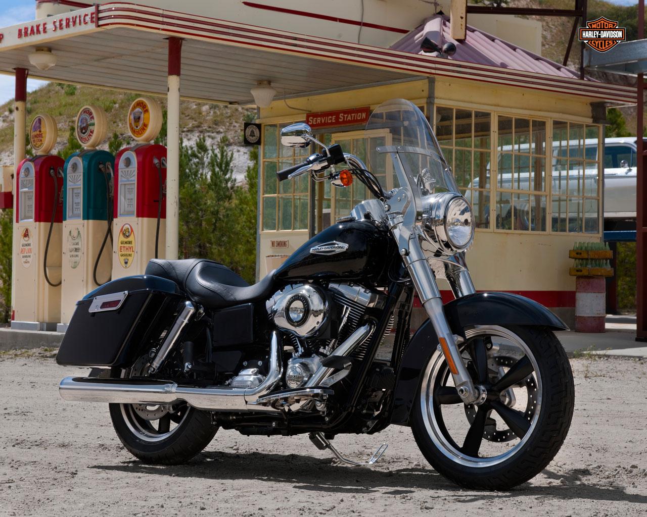 Harley-Davidson Switch Back