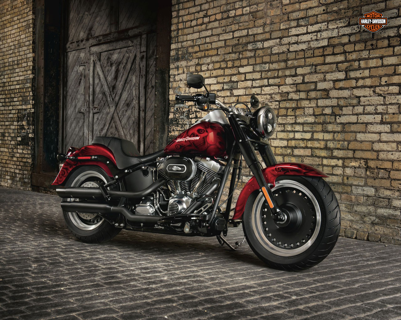 Harley Davidson Motorcycles Wallpaper