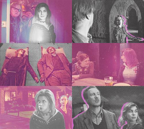 Remus & Tonks