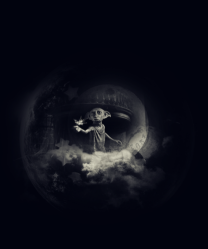 harry potter wallpaper entitled Dobby