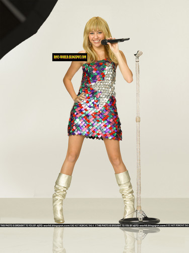 Hannah Montana The Movie EXCLUSIVE Photoshoot 의해 DaVe!!!