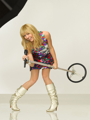 Hannah Montana The Movie EXCLUSIVE Photoshoot द्वारा DaVe!!!