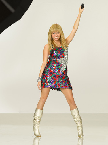 Hannah Montana The Movie EXCLUSIVE Photoshoot 由 DaVe!!!