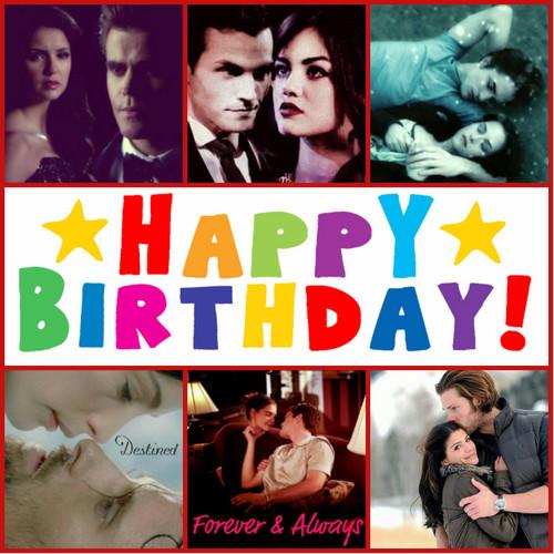 Happy Birthday Char! amor Anj