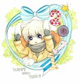 Happy New Year with Russia  - hetalia photo