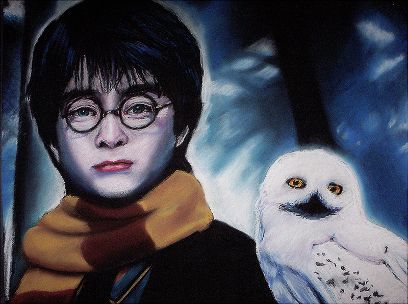 Harry Potter drawing سے طرف کی Jenny Jenkins