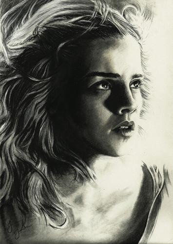 Hermione Granger by Jenny Jenkins