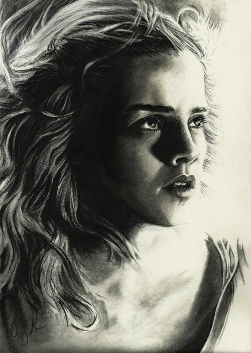 Hermione Granger par Jenny Jenkins