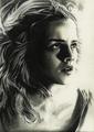 Hermione Granger door Jenny Jenkins