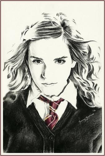 Hermione Granger por Jenny Jenkins