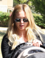 Hilary - At a pilate class in Los Angeles - August 28, 2012 - hilary-duff photo