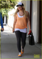 Hilary - Fitness And Shopping - August 30, 2012 - hilary-duff photo