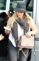 Hilary - Heads to a sushi restaurant for lunch in LA - August 30, 2012 - hilary-duff photo