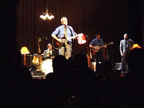 Hugh Laurie and the Copper Bottom Band, August 31, 2012 at Turning Stone casino