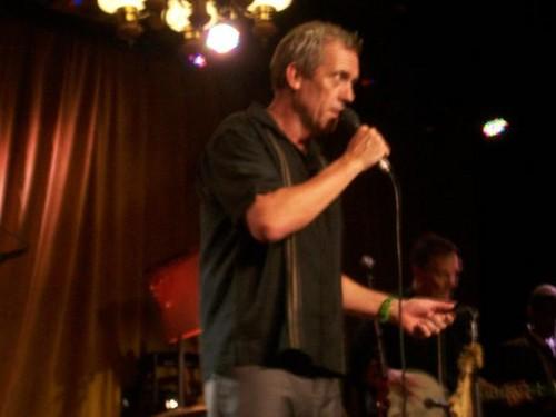 Hugh Laurie- Birchmere, Alexandria VA 29.08.2012