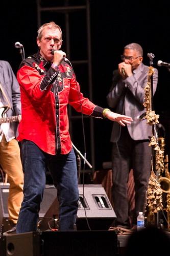 Hugh Laurie - Rhythm & Roots Festival 01.09.2012