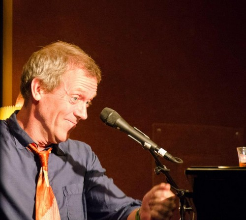 Hugh Laurie The Copper Bottom Band -concert Rams Head Onstage- Annapolis 03.09.2012