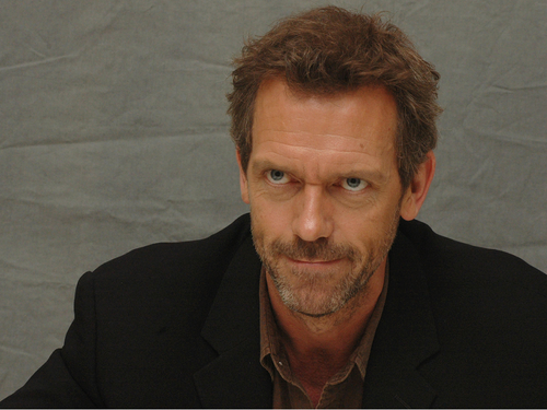 Hugh Laurie wallpaper containing a business suit and a suit titled Hugh Laurie