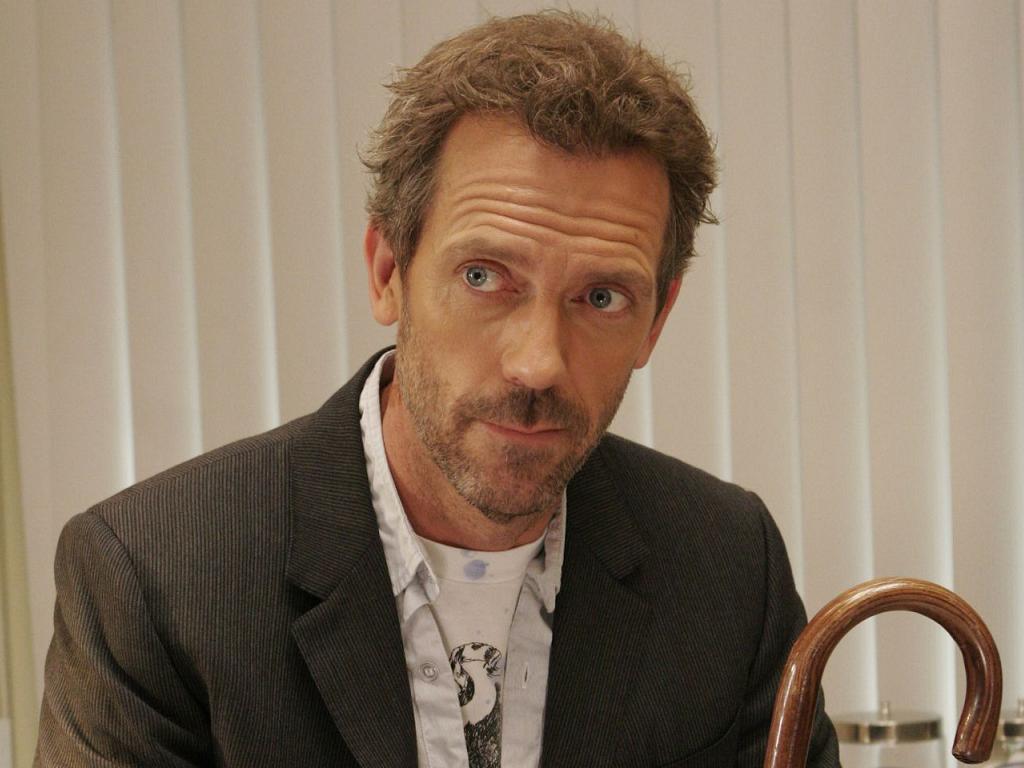 title - Hugh Laurie