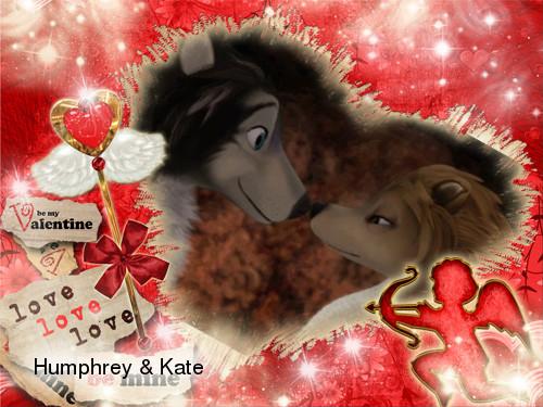 Humphrey <3 Kate