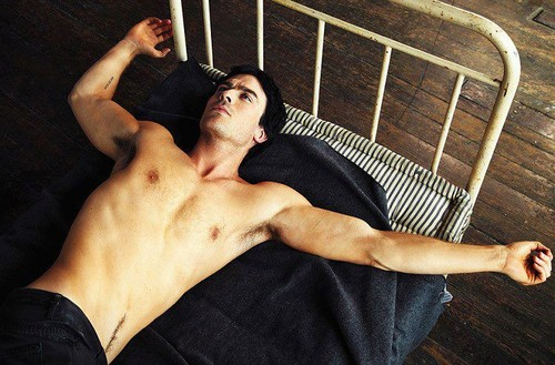 Ian Somerhalder Hintergrund possibly with skin called Ian Somerhalder..♥