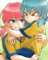 Inazuma Eleven: Kariya & Kirino
