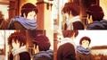 Itsuki jealous of Kyon