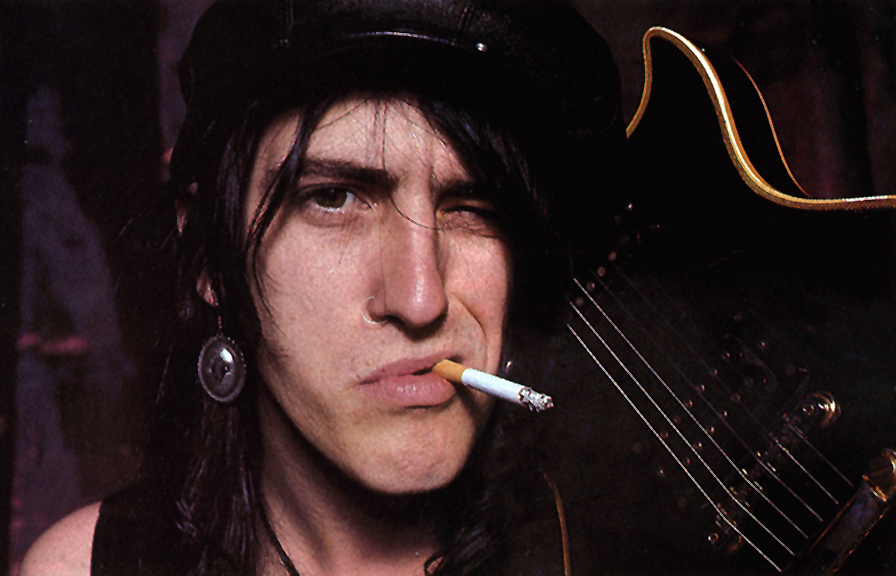 Izzy Stradlin Net Worth