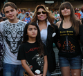 Jackson's kids at baseball game - prince-michael-jackson photo