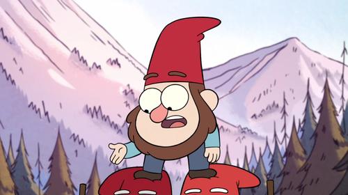 Jeff the gnome