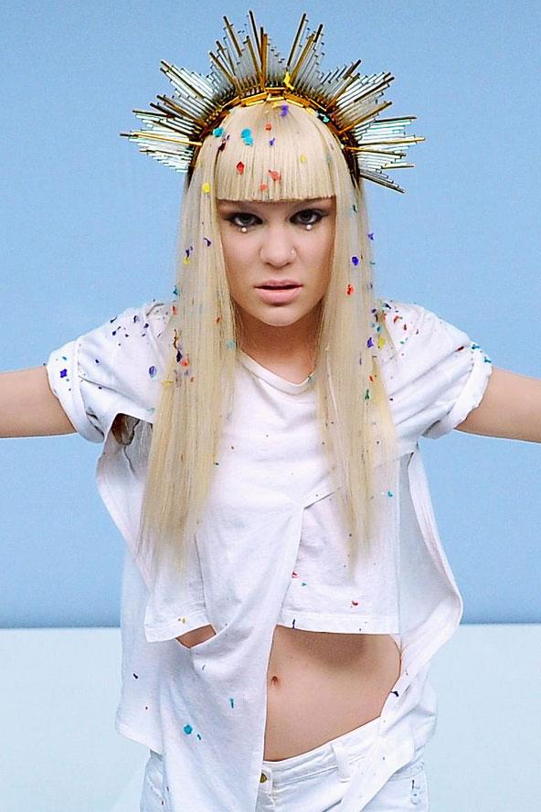 Jessie Blonde