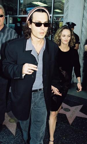 Johnny Depp (walk of fame)