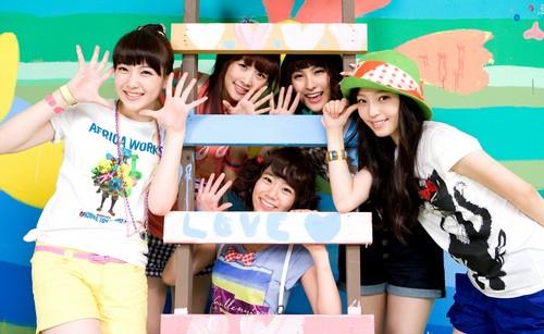 kpop 4ever wallpaper entitled KARA wall