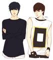 Kai & Sehun