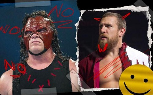 Kane and Daniel Bryan
