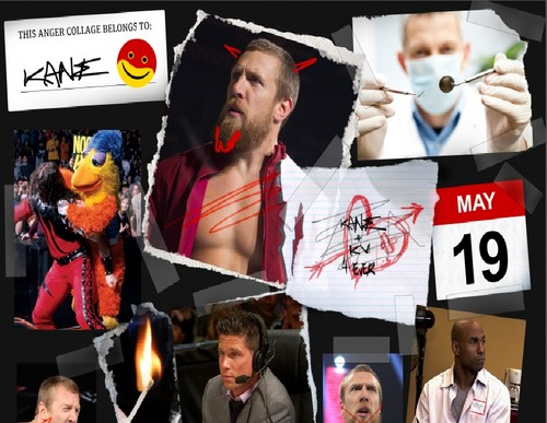 Kane's anger managment collage