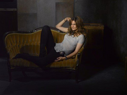 Kate Beckett {Season 5 Promo Photo}