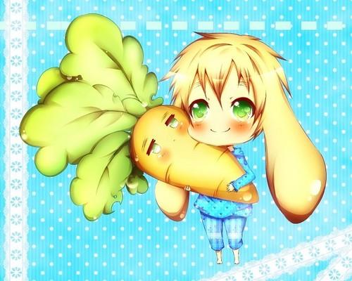 Kawaii Bunny!England