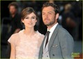 Keira attends the world premiere of Anna Karenina at the Odeon Leicester Square in ロンドン