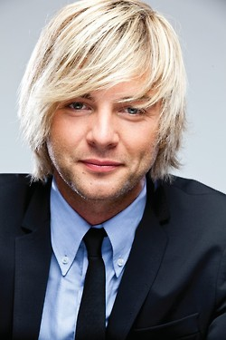 keith harkin fondo de pantalla with a business suit, a suit, and a rayado, tela a rayas called Keith -- New Pics
