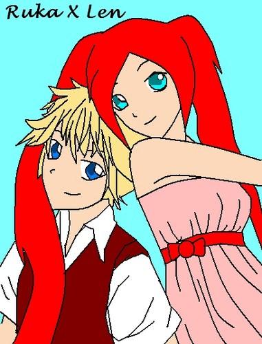 Len & Ruka - I'm proud to say daisuki!