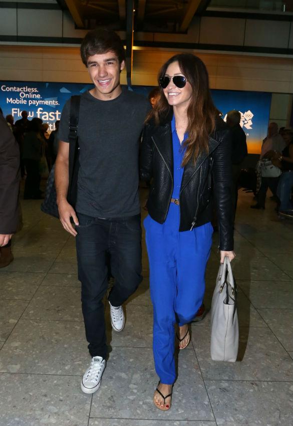Liam Payne and Danielle Peazer - Liam Payne Photo ...
