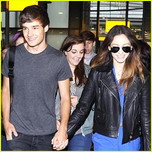 Liam Payne and Danielle Peazer