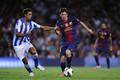 Lionel Messi: FC Barcelona (5) v Real Sociedad (1)