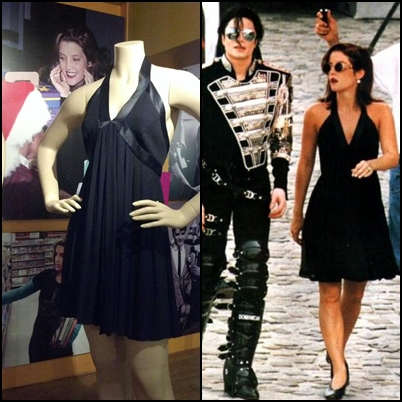 Lisa Marie Presley fond d'écran called Lisa Marie's clothes from Graceland's exhibit