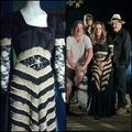 Lisa Marie's clothes from Graceland's exhibit
