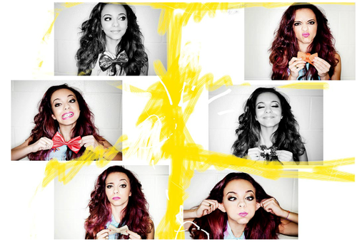 "Little Mix's picha for their autobiography ""Ready to Fly""."