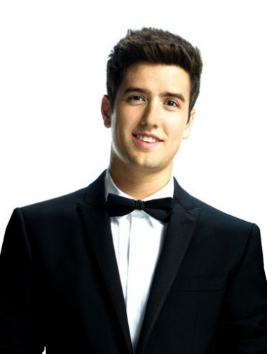 Logan Henderson wallpaper containing a business suit and a suit entitled Logan