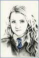 Luna Lovegood drawing 의해 Jenny Jenkins